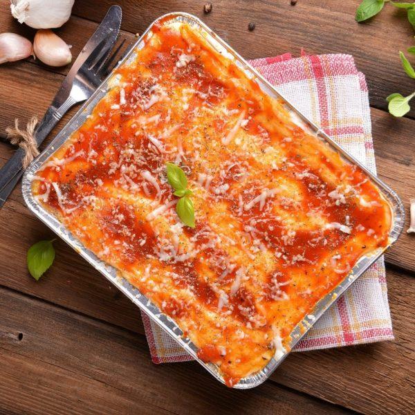 Lasagne Tray Bake
