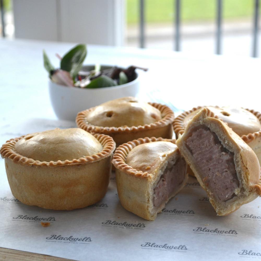 Blackwells Pork Pie