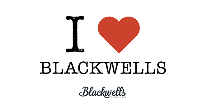 Gift Card for Blackwells