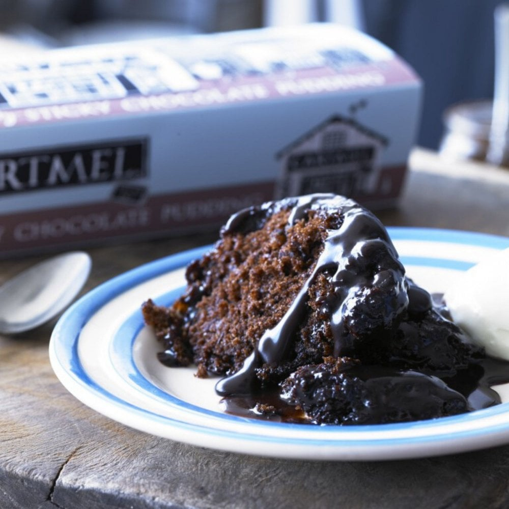 cartmel chocolate pudding