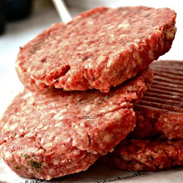 free from gluten burger