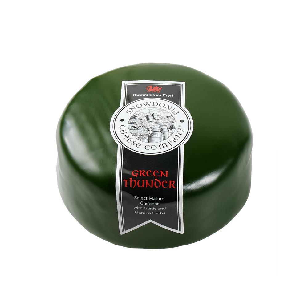 Green Thunder cheese