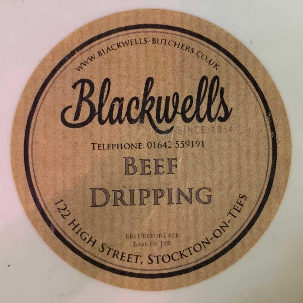 Homemade Beef Dripping