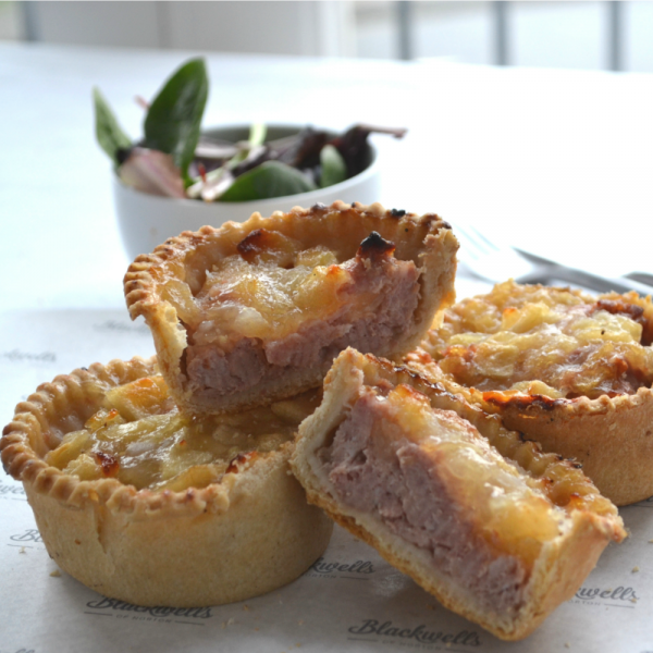 award winning pork and apple pie