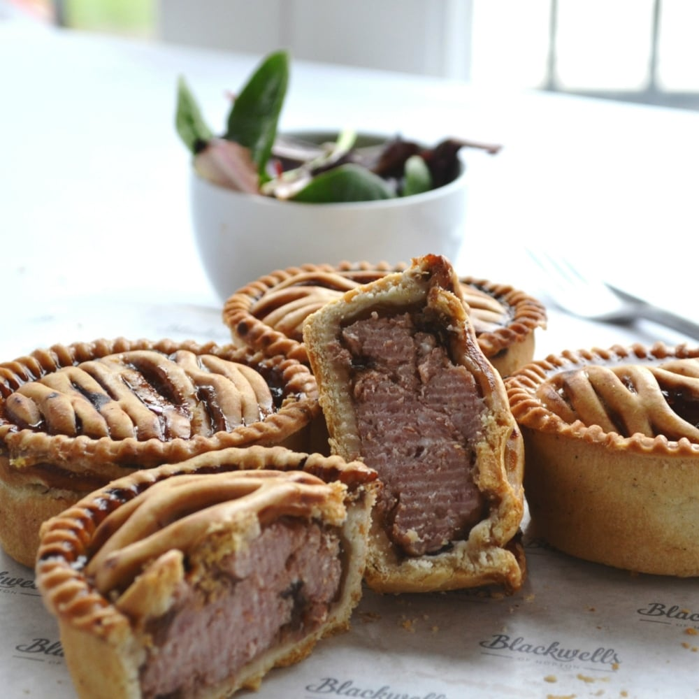 award winning pork and pickle pies
