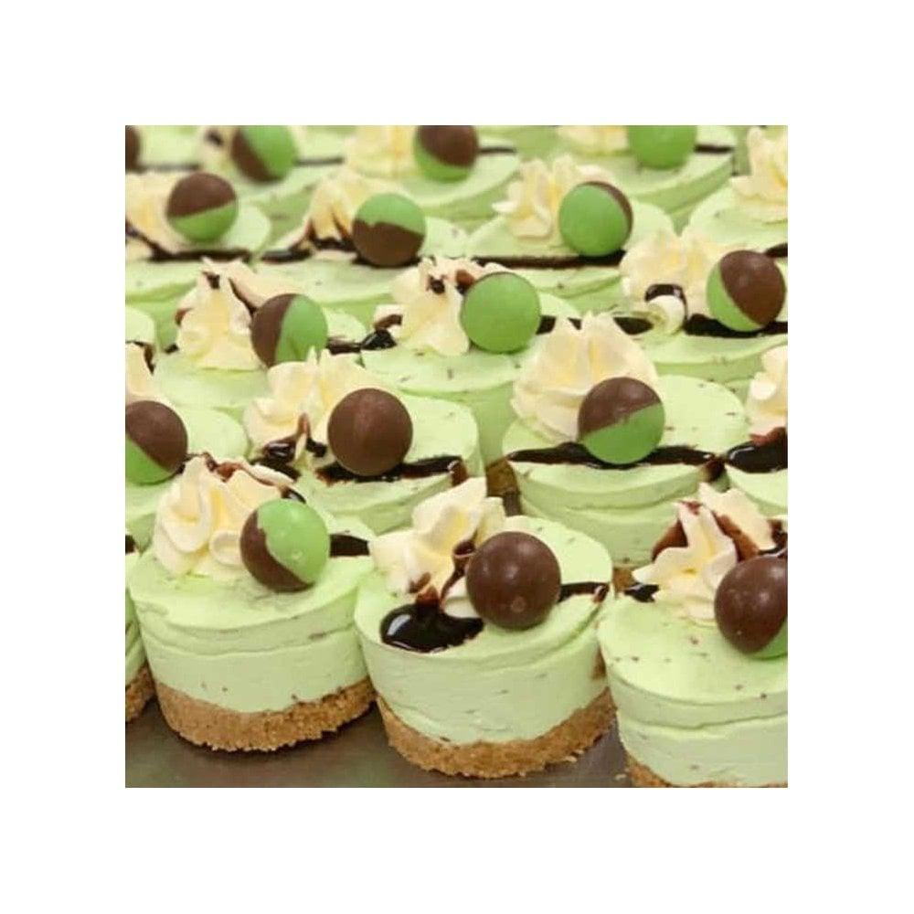 Sophellies Mini Cheesecakes