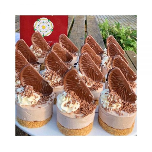 Sophellies Mini Cheesecakes 2 pack