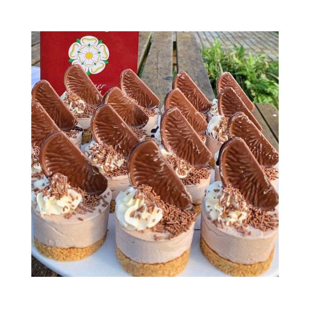 Sophellies Mini Cheesecakes 2 pack