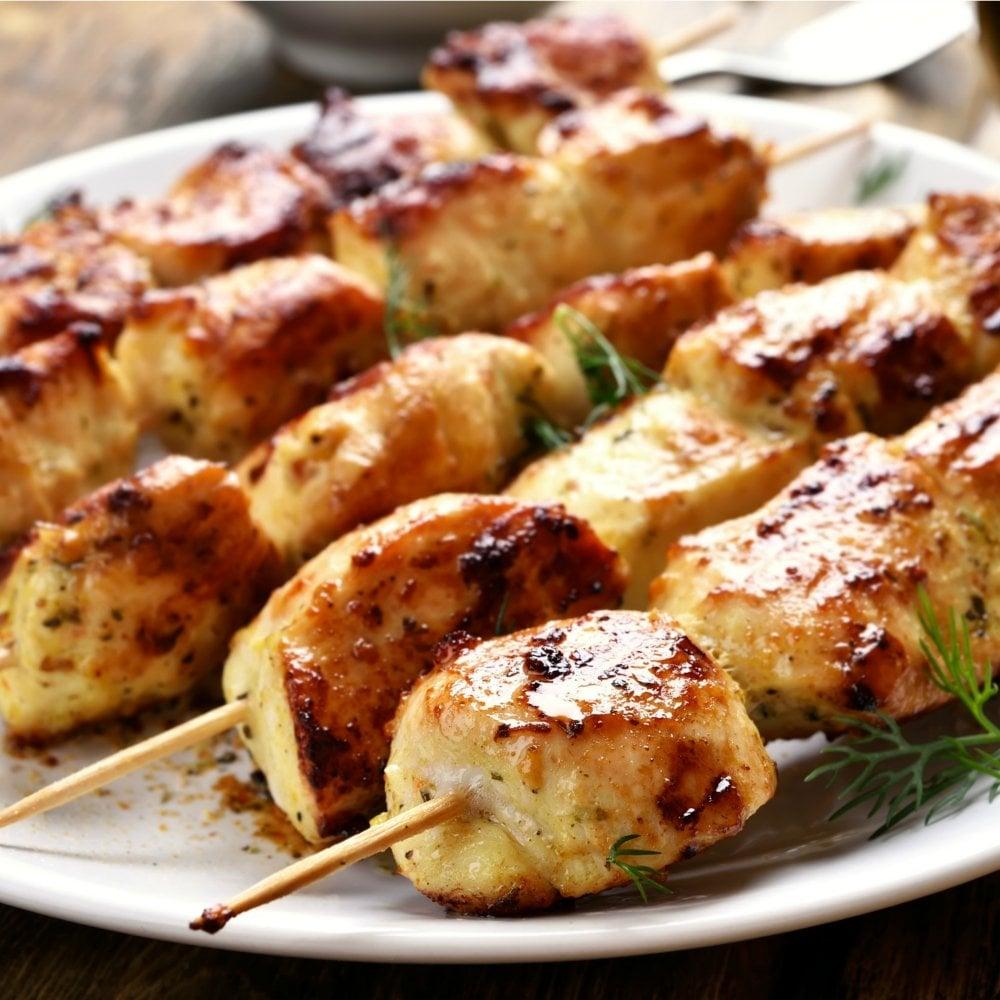 Chicken Kebab Sticks
